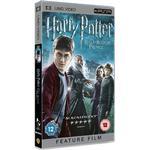 Umd filmer Harry Potter and the Half Blood Prince [UMD Mini for PSP]